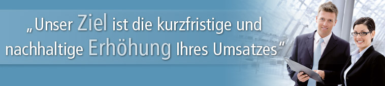 Umsatz & Marketing